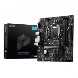 MSI B560M PRO-E 10th and 11th Gen Micro ATX Motherboard