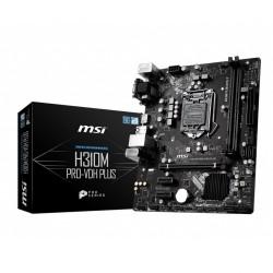 MSI H310M PRO-VDH Plus Intel 9th Gen Motherboard