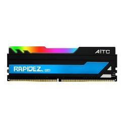 AITC RAPiDiEZ 16GB DDR4 3200MHZ RGB Desktop Ram