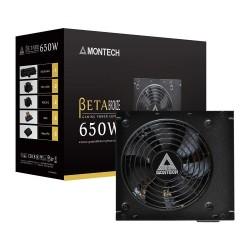 Montech Beta 650W 80 Plus Bronze Certified Power Supply