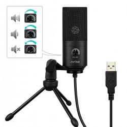 FiFine 669B USB Studio Condenser Microphone For YouTube Studio