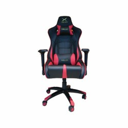 DELUX DC-R01 STEEL FRAME GAMING CHAIR (RED)
