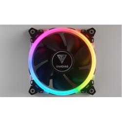 GAMDIAS AEOLUS M1A-1201 RGB Case Cooler Fan