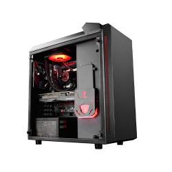 Deepcool Gamer Storm Baronkase Liquid Atx Gaming Case (Black)