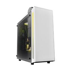 Deepcool Gamer Storm Baronkase Liquid Atx Gaming Case (White)
