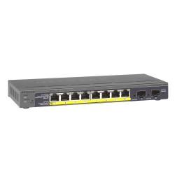 Netgear GS110TP 8-Port ProSafe Gigabit PoE Manage Switch