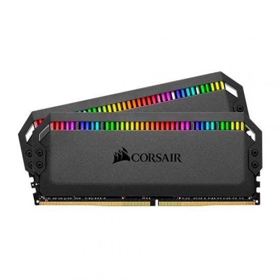 Corsair Dominator Platinum RGB 16GB DDR4 4000MHz C19 Desktop RAM