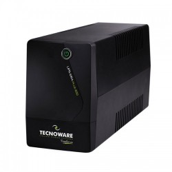 Tecnoware FGCERAPL1100E Era Plus 1100VA Offline UPS (Made in Italy)