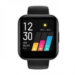 "Realme RMA161 1.4"" Square Activity Tracker Smart Watch Black"