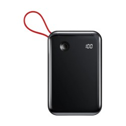 Baseus Mini S 3A 10000mAh Power Bank with Type C Cable (PPXF-A01) Price in Bangladesh | PC House BD