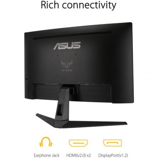 "ASUS TUF VG27WQ1B 27"" WQHD Curved 165Hz Gaming Monitor"