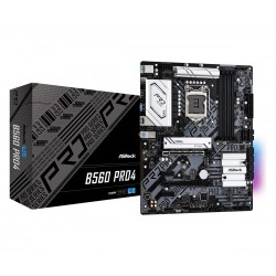 ASRock B560 Pro4 10th and 11th Gen ATX Motherboard