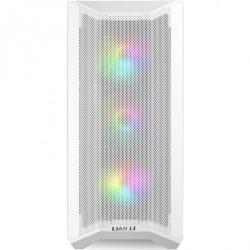 Lian Li LANCOOL II Mesh RGB Gaming Case (White)