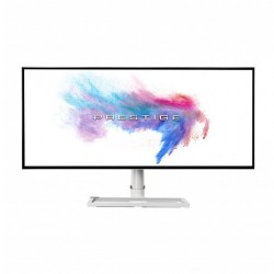 "MSI PRESTIGE PS341WU 34"" 5K, 8MS NANO IPS Monitor"