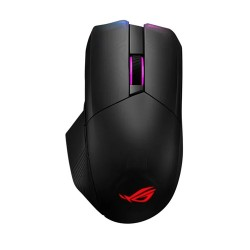 ASUS ROG CHAKRAM 2.4GHZ RGB WIRELESS GAMING MOUSE WITH QI CHARGING