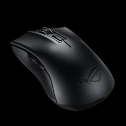 ASUS ROG STRIX CARRY ERGONOMIC 2.4GHZ WIRELESS GAMING MOUSE 7200-DPI