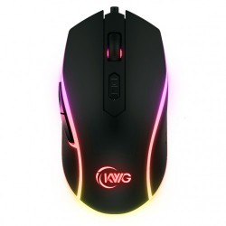 KWG ORION E1 OPTICAL GAMING MOUSE