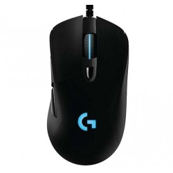 LOGITECH G403 OPTICAL GAMING CORDED MOUSE WITH HIGH PERFORMANCE GAMING SENSOR