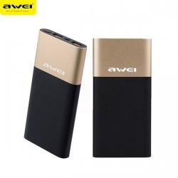 Awei 10000 mAh Dual USB Output Power Bank P53K
