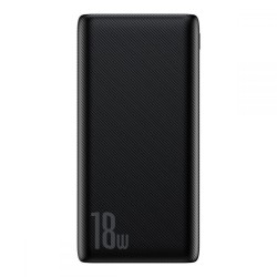 Baseus 10000mAh 18W USB C PD & QC 3.0 Slim Power Bank