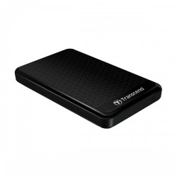 TRANSCEND J25A3K 2TB USB 3.0 BLACK PORTABLE HDD