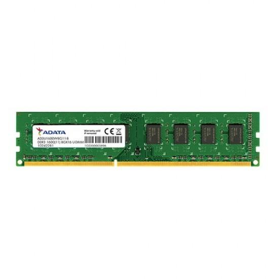 ADATA 4GB DDR3 1600MHZ DESKTOP RAM