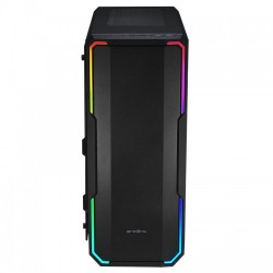 BitFenix Enso ATX Mid Tower Tempered Glass Window Black Gaming Case