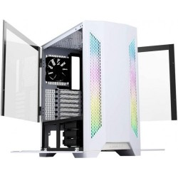 Lian Li LANCOOL II RGB ATX Mid Tower Gaming Case (White)