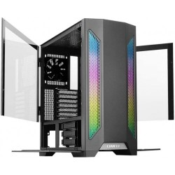Lian Li LANCOOL II RGB ATX Mid Tower Gaming Case (Black)