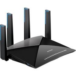 Netgear R9000 WIRELESS AD7200 Mbps Tri-Band Quad-Stream Nighthawk X10 GIGABIT Router