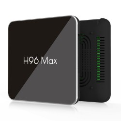H96 MAX X2 Amlogic S905X2 Android 9.0 4GB DDR4 64GB eMMC 4K TV Box WiFi LAN Bluetooth USB3.0 HDMI