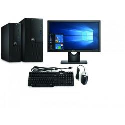 DELL OPTIPLEX 3060MT CORE I3 8TH GEN 4GB RAM 1TB HDD BRAND PC