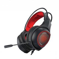 FANTECH HG16 ADVANCE VIRTUAL SURROUND SOUND USB LED RGB GAMING HEADSET