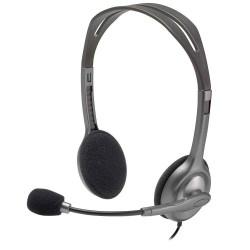 LOGITECH H111 STEREO HEADPHONE