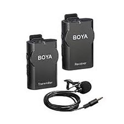 BOYA BY-WM4 Wireless Lavalier Microphone