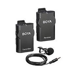 BOYA BY-WM4 Wireless Lavalier Microphone