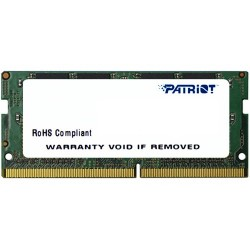 PATRIOT 4GB DDR4 2666MHZ SO-DIMM Laptop Ram