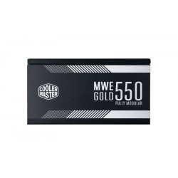 COOLER MASTER MWE 550W 80 PLUS WHITE CERTIFIED POWER SUPPLY