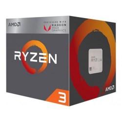 AMD Ryzen 3 2200G Quad-Core Processor With Radeon Vega 8 Graphics