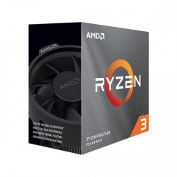 AMD Ryzen 3 3300X Desktop Processor With Wraith Stealth Cooling Solution (Limited stock)